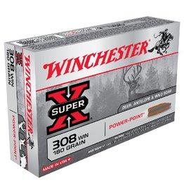 Winchester Winchester Super X 308Win 180gr PP 20Pkt
