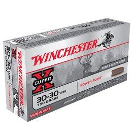 Winchester Winchester Super X 30-30Win 150gr PP 20Pkt