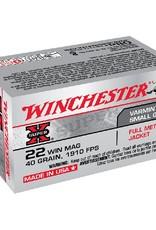 Winchester Winchester Super X 22WMR 40gr FMJ 50Pkt