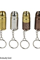 Rivers Edge Mini Bullet 5 Led Keychain Flashlight