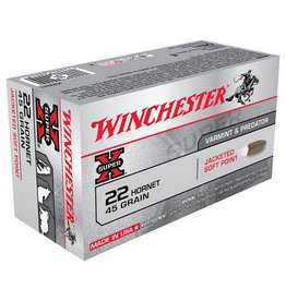 Winchester Winchester Super X 22H 45gr SP 50Pkt