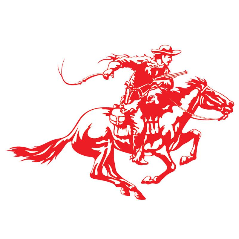 Winchester Winchester Horse Decal