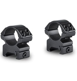 "Hawke Hawke Match Mount Weaver 1"" 2pc Medium"