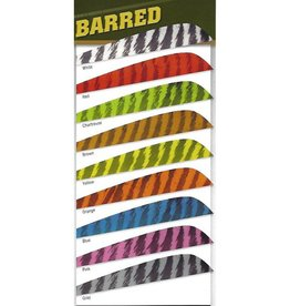 "Gateway Parabolic Barred Feathers 5"" R/W"