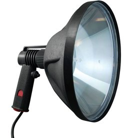 "Night Prowler Night Prowler Spotlight Handheld 10"" Halogen 100W 240mm"