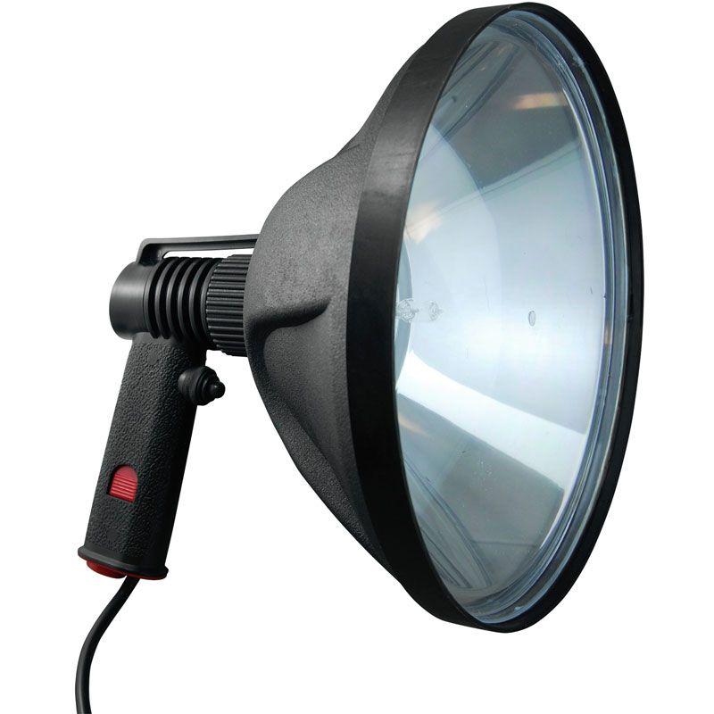 "Night Prowler Night Prowler Spotlight Handheld 10"" Halogen 100W 240mm"