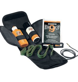 Hoppes Hoppes Boresnake Soft Sided 12GA Shotgun Cleaning Kit