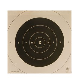 Hoppes Hoppes 9 Competition 50yd Pistol Target 20Pk