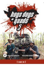 AFN Hogs Dogs & Quads 5 DVD