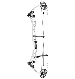 "Mathews Mathews Halon X Comp RH 60# 32"" White 75%LT"