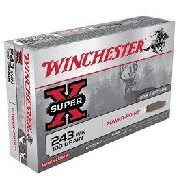 Winchester Winchester Super X 243Win 100gr PSP 20Pkt