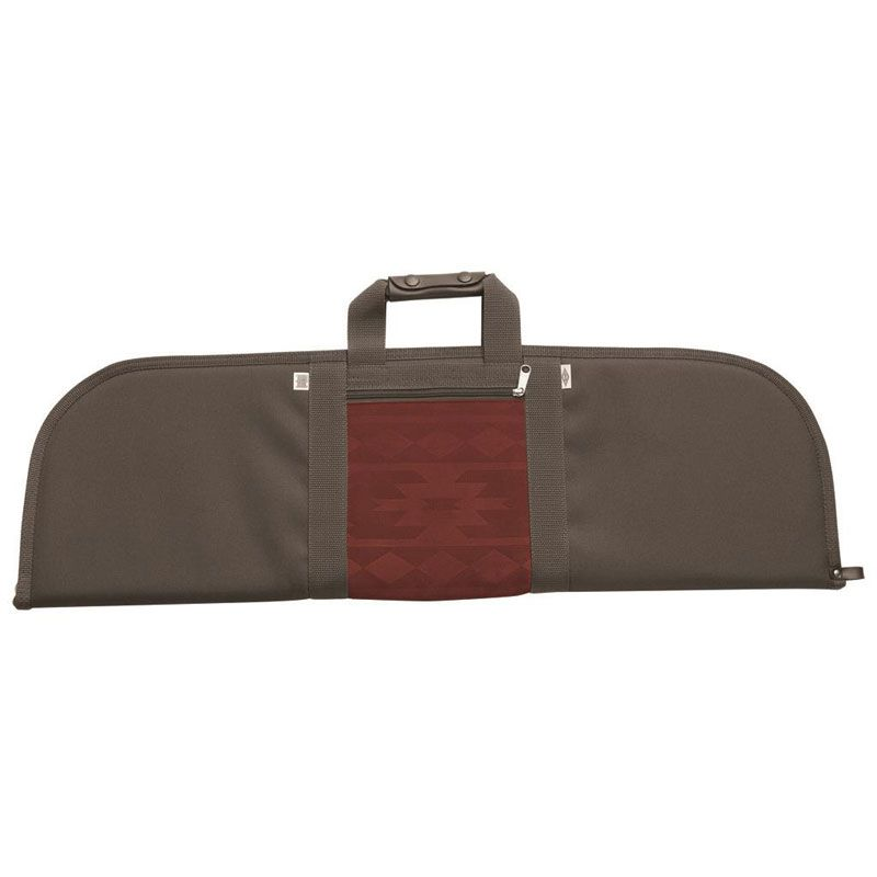 Neet Neet NK 135 Take Down Bow Case Grey/Burgandy