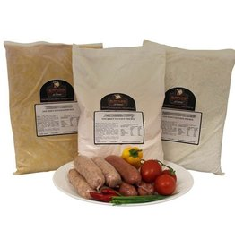 Butcher at Home Gourmet Sausage Meal Traditional English Pork GSM 1.67kg