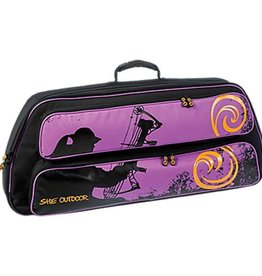 SHE Outdoors SHE Outdoor Bow Case Blk/Purple