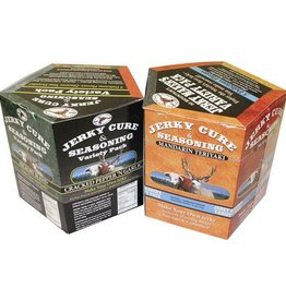 Butcher at Home Jerky Seasoning Variety Box #1 600g