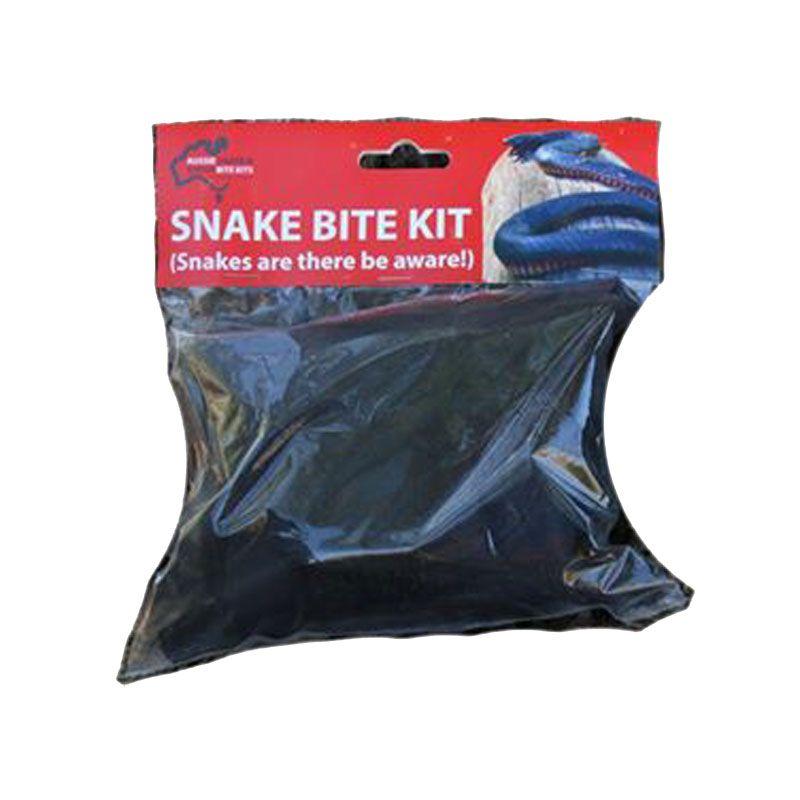 Christie Pisini Aussie Snake Bite Kit