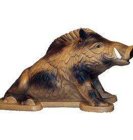 Southern Cross Targets SCT 3D Sitting Boar Target Brindle/Brown