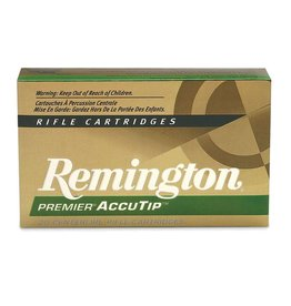 Remington Remington .17 Accutip 20gr 20Pkt Fireball