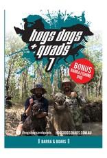 AFN Hogs Dogs & Quads 7 DVD