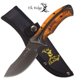 Elk Ridge Elk Ridge Orange Camo Knife