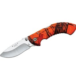 Buck Buck Omni-Hunter 10pt Folding Knife Orange