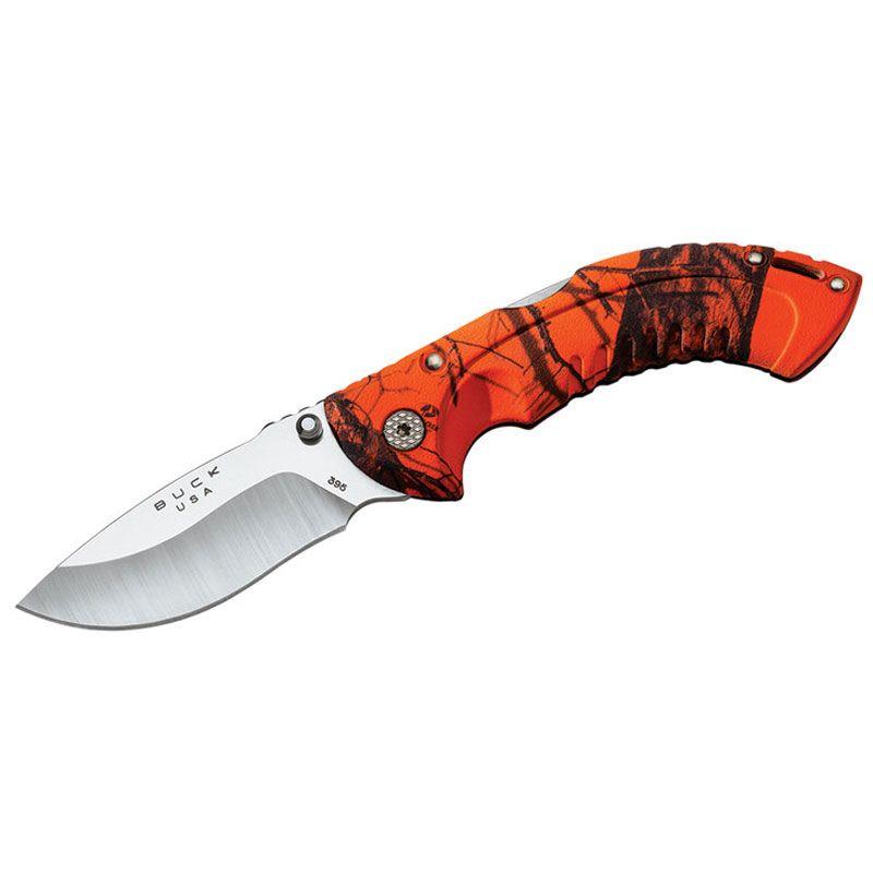 Buck Buck Omni-Hunter 10pt Folding Knife Orange