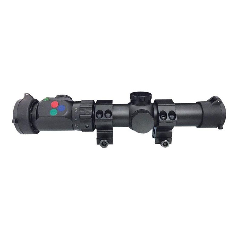Arctic Fox Arctic Fox R Sreies 1-6x28 Precision Rifle Scope