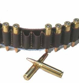 Copper John .30 cal Leather Ammo Belt