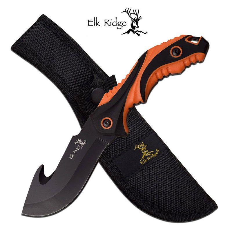 Elk Ridge Elk Ridge Gut Hook Skinner