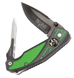 Havalon Havalon Bone Collector Rebel Knife Green