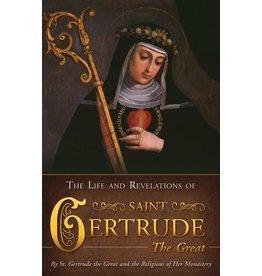 Tan Books Life & Revelations of Saint Gertrude the Great
