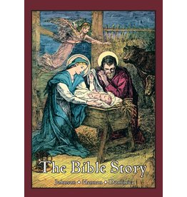 St. Augustine Academy Press The Bible Story by Johnson, Hannan and Dominica