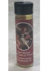 Lumen Mundi 0.25oz Saint Michael Frankincense Scented Devotional Oil