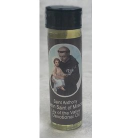 Lumen Mundi 0.25oz Saint Anthony Devotional Oil