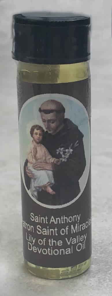 Lumen Mundi 0.25oz Saint Anthony Devotional Oil