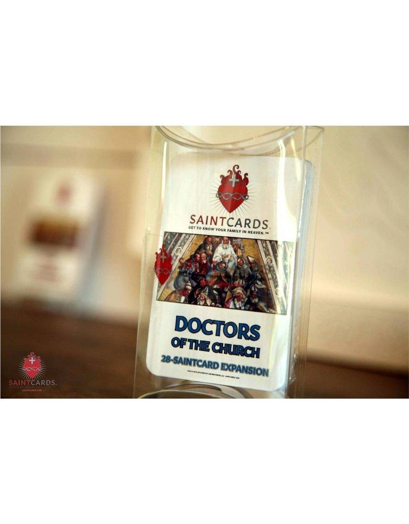 Saint Cards SaintCards: Doctors of the Church Expansion (28 SaintCards)