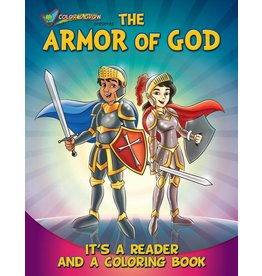 The Armor of God Coloring Book