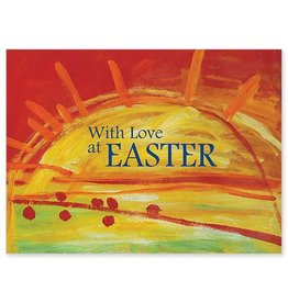 The Printery House With Love at Easter Greeting Card