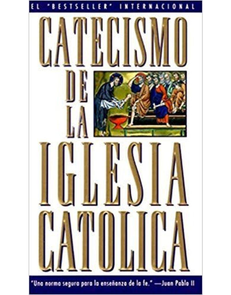 Image Catholic Books Catecismo De Las Iglesia Catolica (Spanish Catechism of the Catholic Church, White)
