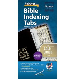 Tabbies Catholic Bible Tabs