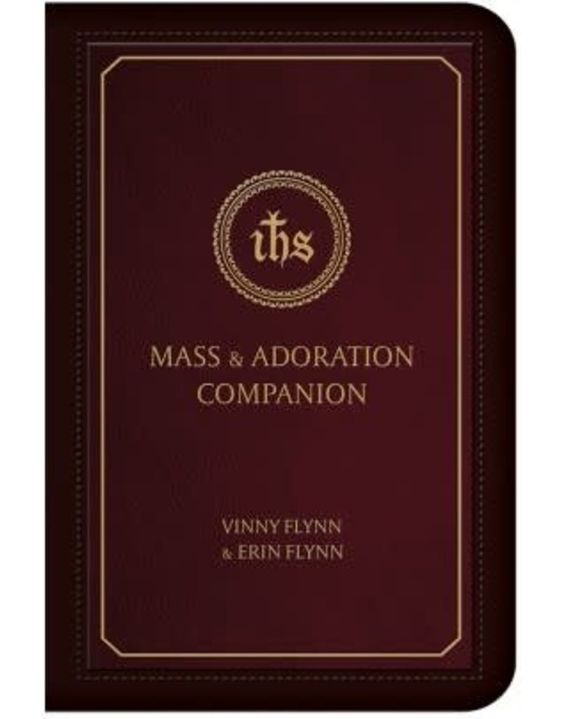 Tan Books Mass & Adoration Companion