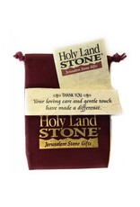 Holy Land Stone Caregiver's Thank you