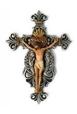 """Avalon Gallery 10"""" Calvary Sacred Heart Crucifix"""