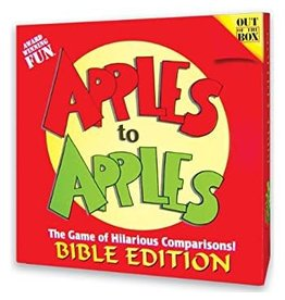 Mattel Apples to Apples Bible Edition