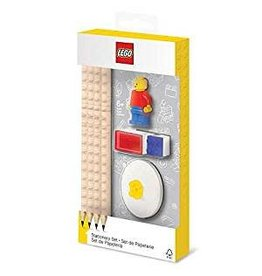 LEGO LEGO Stationery Pencil Set with Minifigure