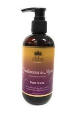 Abba Frankincense & Myrrh Body Wash with Pump 8oz