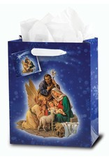 WJ Hirten Nativity Gift Bag Small