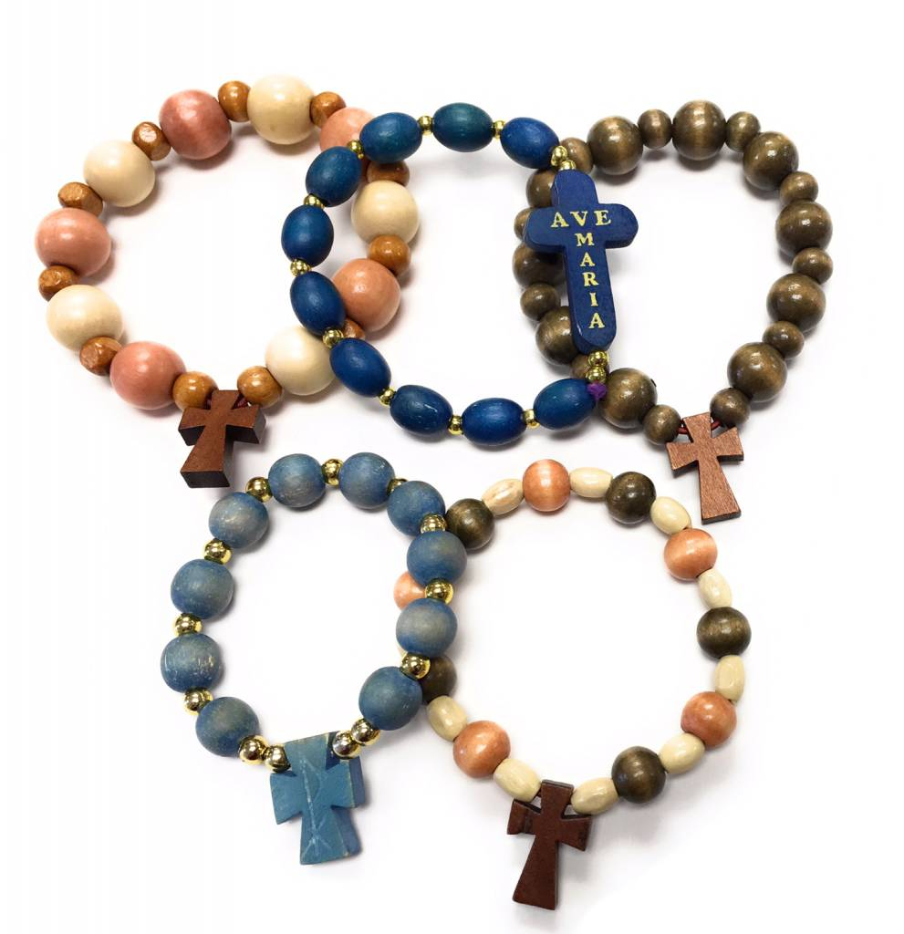 Jennifer Jennifer Bracelet Wooden Beads