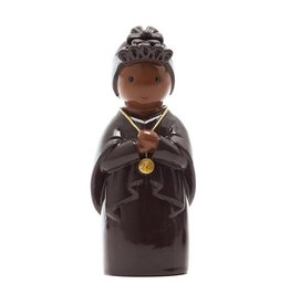 Little Drops of Water Little Drops of Water: Saint Josephine Bakhita Statue
