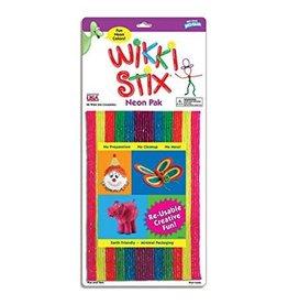 Wikki Stix Wikki Stix Neon Pak of 48